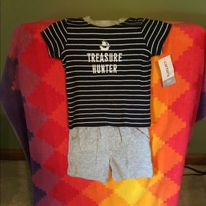 Carters 6 Months Boys 2 Piece Outfit